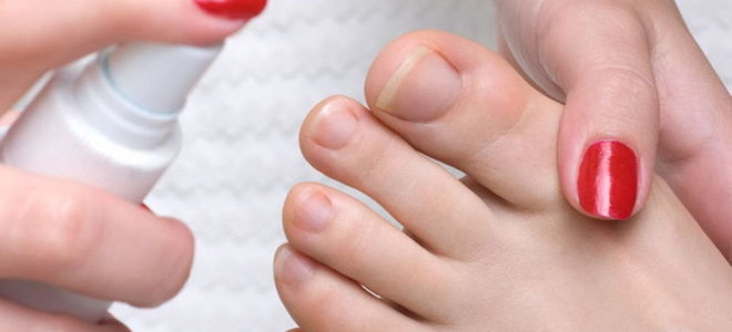 Обзор лекарств от грибка стопы