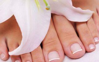 Как размягчить или распарить ногти на ногах при грибке