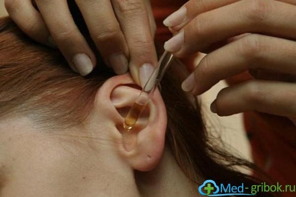 Зуд в ушах шелушение кожи грибок лечение